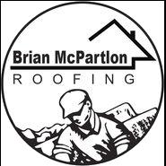 Brian McPartlon Roofing Logo