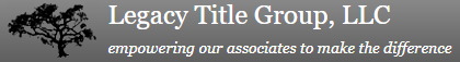 Legacy Title Group Logo
