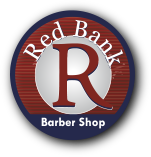 Red Bank Barber Shop Logo