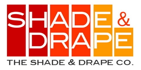 The Shade & Drape Co. Logo