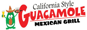 California Style Guacamole Mexican Grill Logo