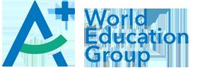 A+ World Education Group Logo