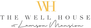 The Well House at Lamson Mansion Logo