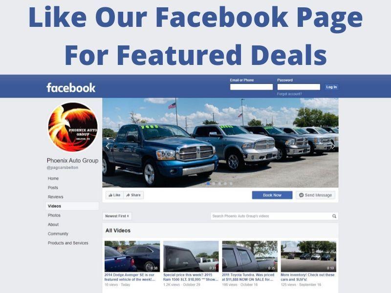 Used Car Dealer Belton, TX | Used Car Dealer Near Me