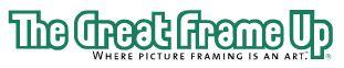 The Great Frame Up - Glen Ellyn Logo