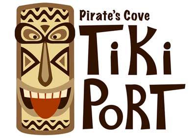 Tiki Port Logo