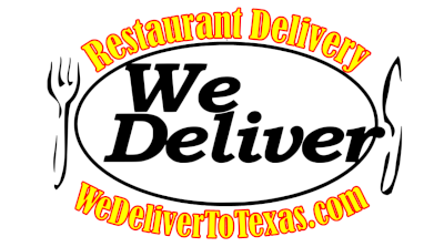 We Deliver to Texas Logo