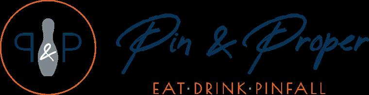 Pin & Proper Logo