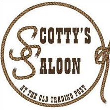 Scotty's Saloon at OTP Logo