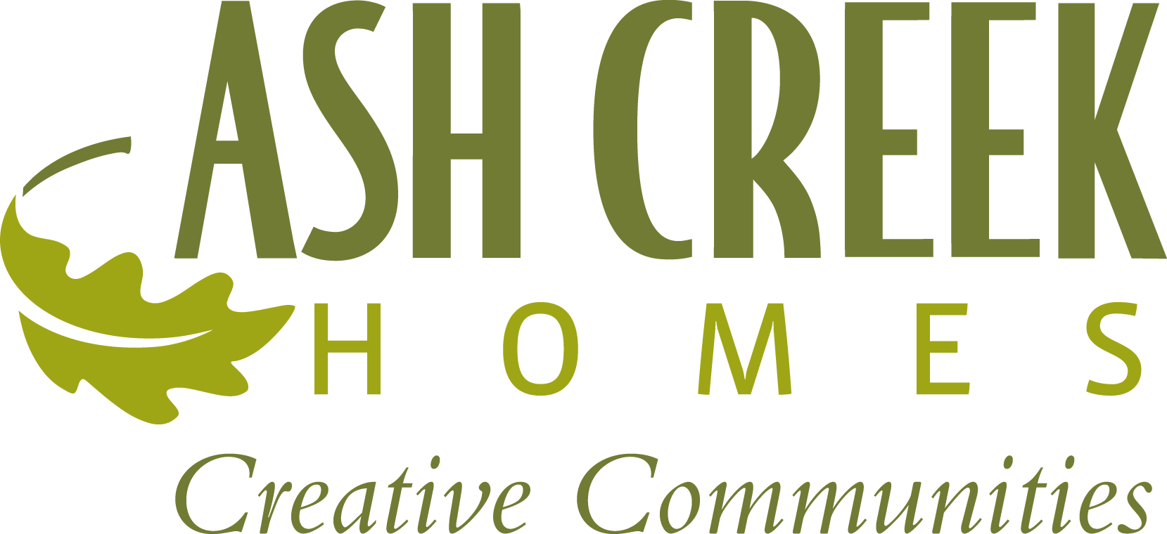 Ash Creek Homes - Honey Creek Logo