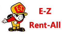 EZ Rent-All Logo