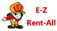 EZ Rent-All Logo