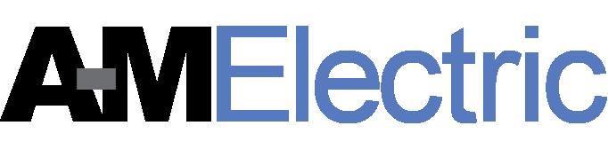 A-M Electric Logo