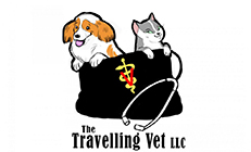 The Travelling Vet LLC Logo