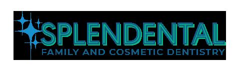 Splendental Family and Cosmetic Dentistry Logo