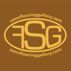 Sam's Flooring Gallery Logo