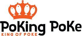 PoKing Poke Logo