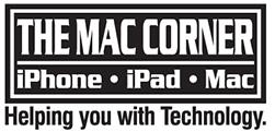 The Mac Corner - Monument Logo