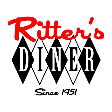 Ritter's Diner Logo