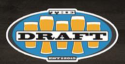 The Draft Bar & Grill Logo