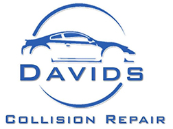 David's Collision Repair Logo