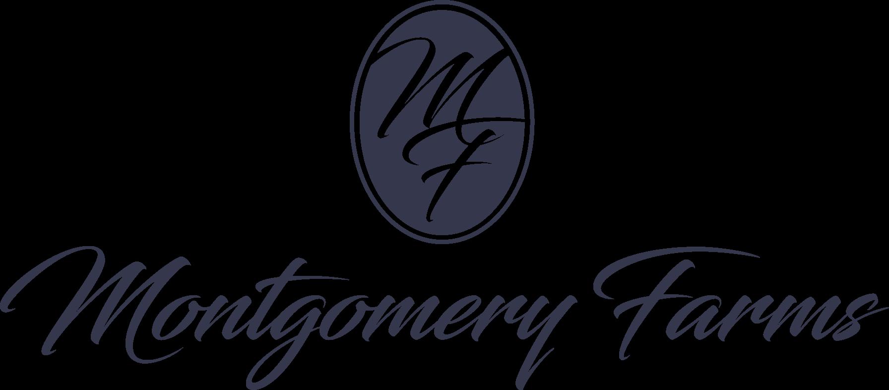 Montgomery Farms Weddings & Events Logo