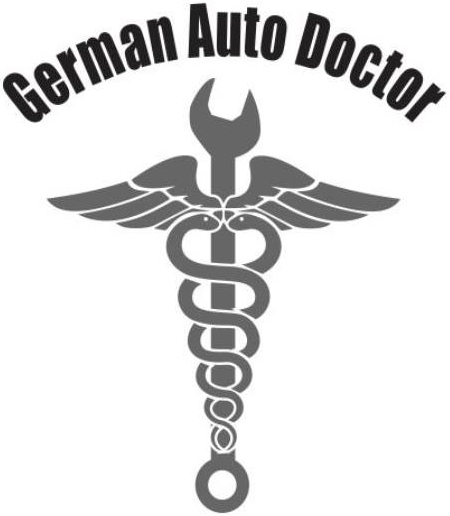 The German Auto Doctor Logo