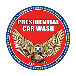 Presidential Car Wash Logo
