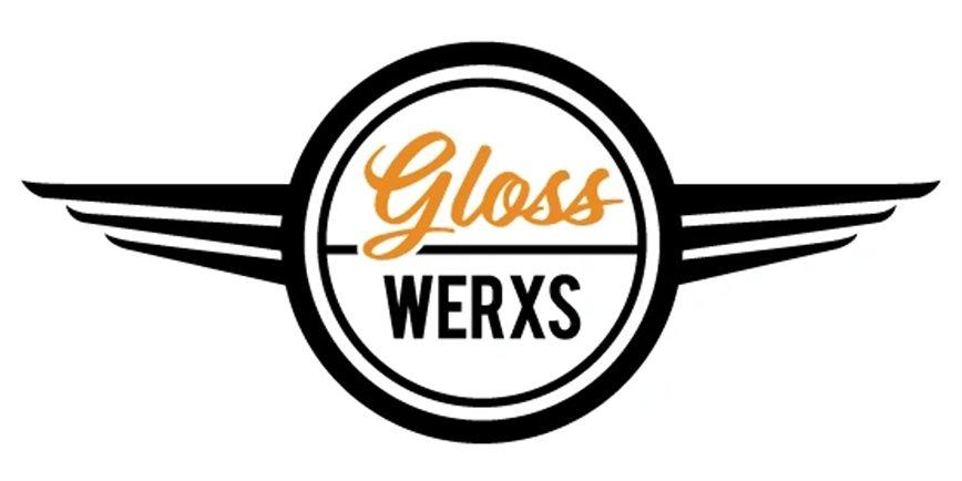 Glosswerxs Auto Detailing & Body Shop Logo