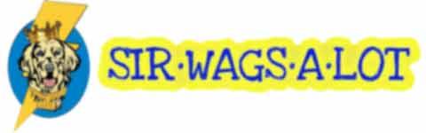 Sir Wags A Lot Logo