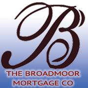 The Broadmoor Mortgage Co Logo