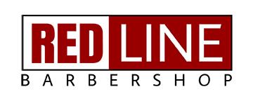 Redline Barbershop Logo