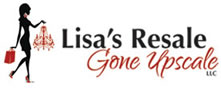 Lisa's Resale Gone Upscale Logo