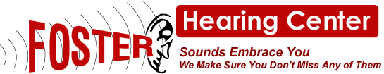 Foster Hearing Center Logo