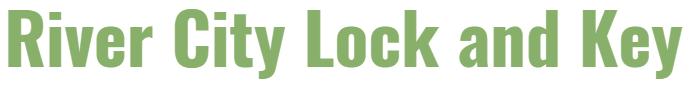 River City Lock and Key Logo