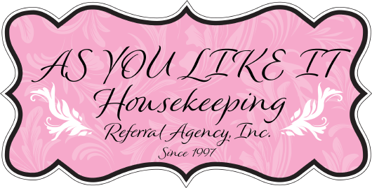 As You Like It Housekeeping Referral Agency Logo