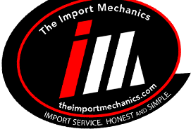 The Import Mechanics Logo