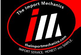 The Import Mechanics Logo