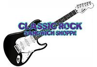 Classic Rock Sandwich Shoppe Logo
