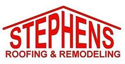 Stephens Roofing & Remodeling Logo