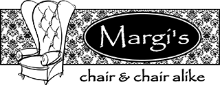 Margi's Chair & Chair Alike Logo
