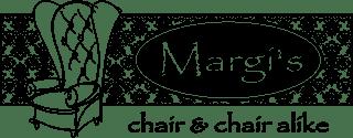 Margi's Chair & Chair Alike Logo
