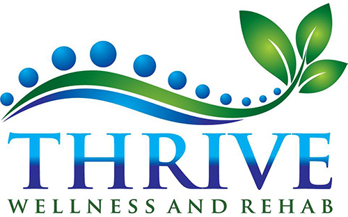 Thrive Wellness and Rehab - A Chiropractic Pain Center Logo