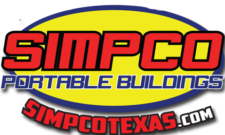 Simpco Portable & Steel Buildings Logo