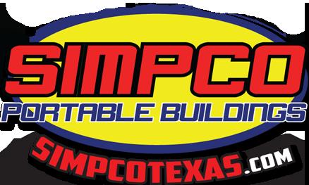 Simpco Portable & Steel Buildings Logo