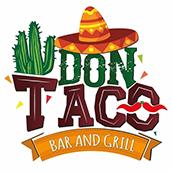 Don Taco Bar and Grill Logo