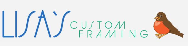 Lisa's Custom Framing Logo