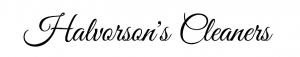 Halvorson's Cleaners Logo