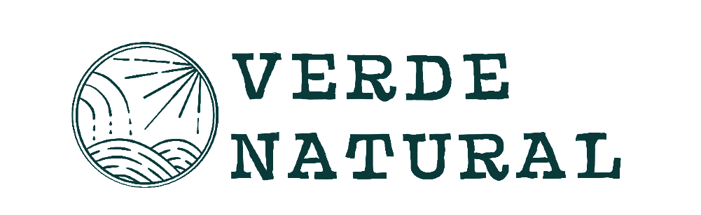 Verde Natural - Marijuana Dispensary Logo