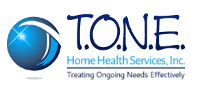 T.O.N.E. Home Health Services Logo